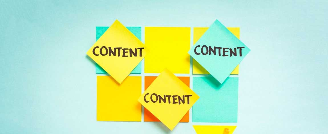 Digital Content Types for marketing