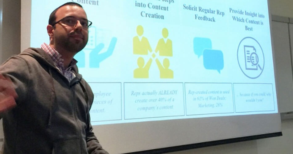 HubSpot expert in Chile discusses Inbound marketing and Inbound sales
