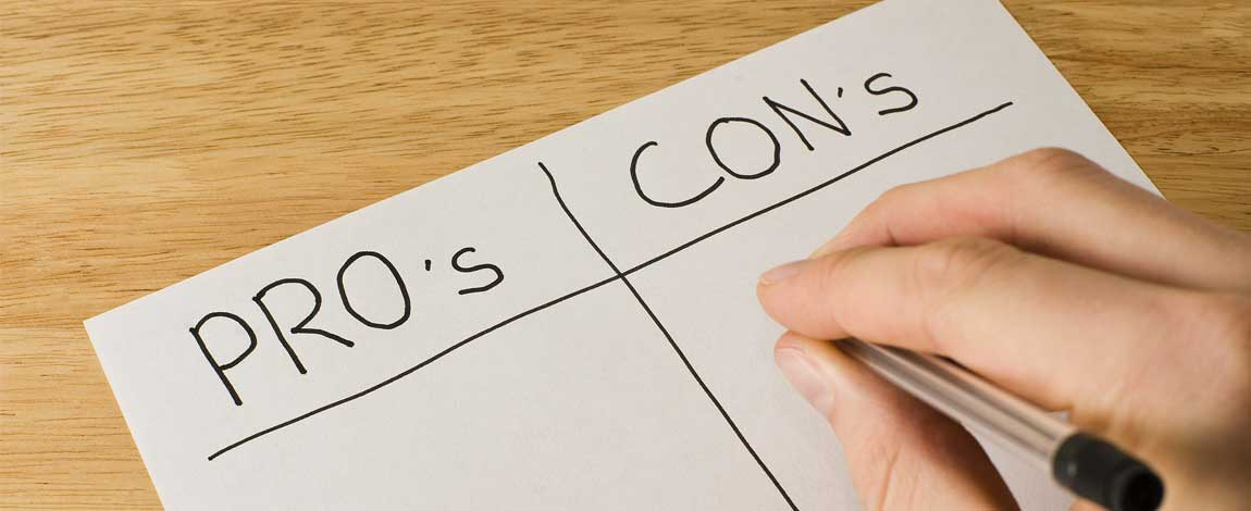 Pros and Cons of A Full Internet Marketing Campaign