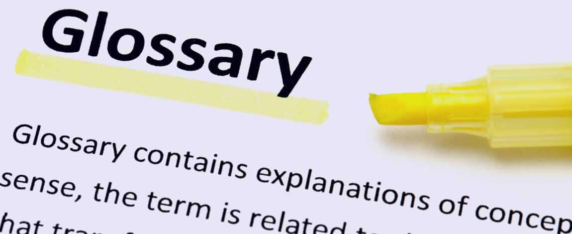 The SEO Glossary For 2015