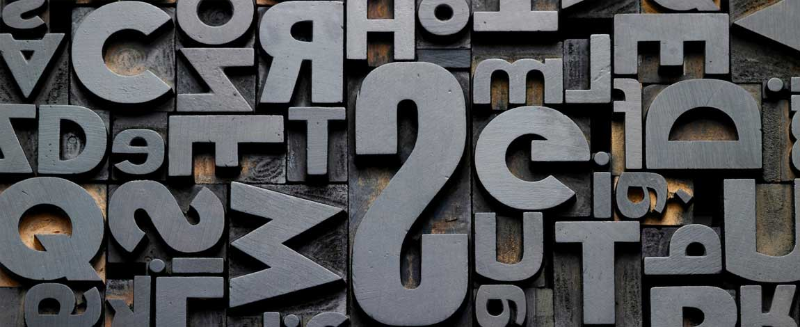 fonts for marketing