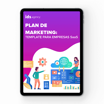 Estrategia de marketing - template para empresas saas